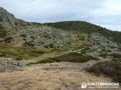 Lagunas de Peñalara - Parque Natural de Peñalara;tiendas de montaña madrid;viajes singles madrid